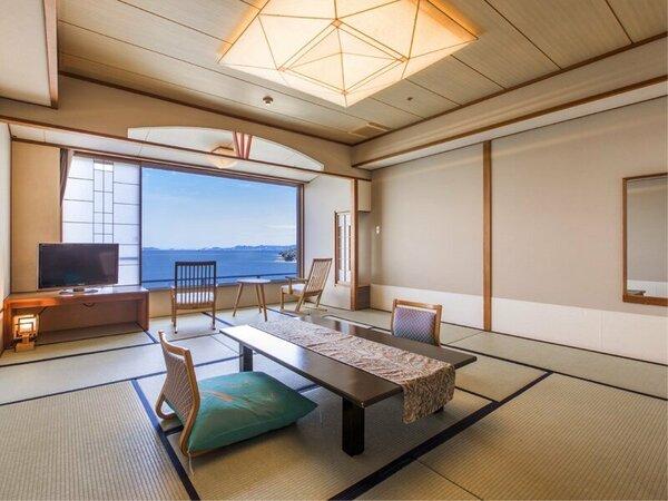 【和室10畳】落ち着きを覚えるのは、古き良き和の設え。