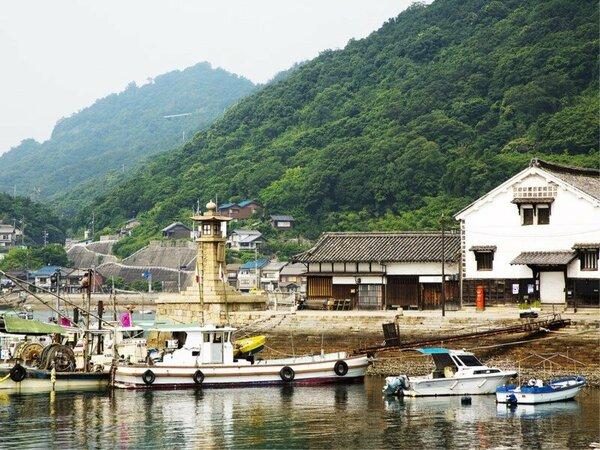 【周辺観光】2018年に日本遺産に認定された鞆の浦。ただただ、開放感に浸って、街の情緒に包まれる旅を