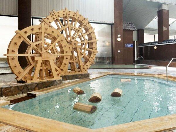 大浴場 ヘ・エ・スイシャ