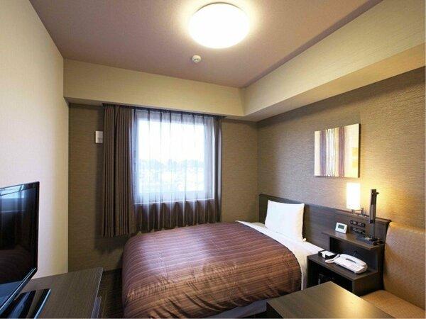 コンフォートシングルルーム ベッドサイズ 130×200(cm)