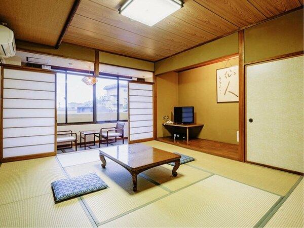 本館_和室10畳風呂なし/喫煙