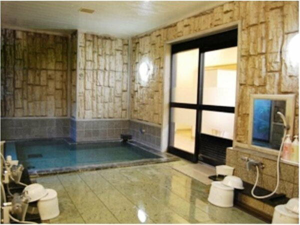 ☆宿泊者無料!ラジウム人工温泉浴場「旅人の湯」男女別☆