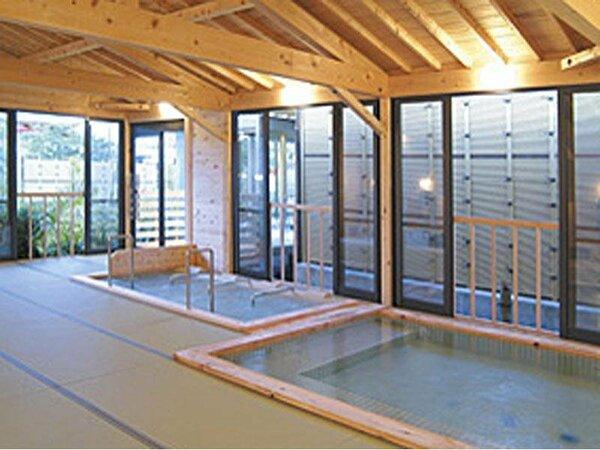 温泉の常識を覆す、ゴロリと畳に横になれる癒しの和畳の湯