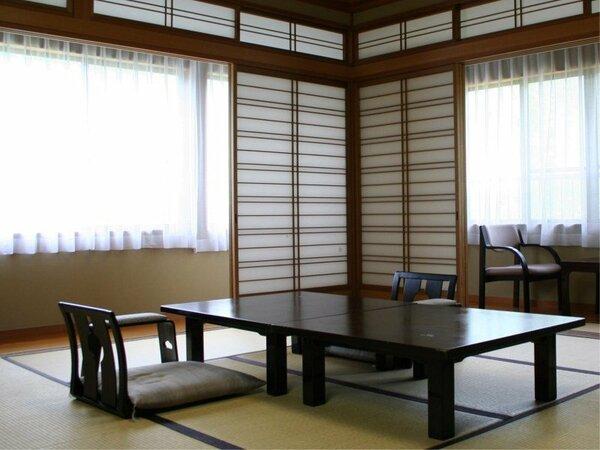 ■客室から奥飛騨の自然の香りをお愉しみくださいませ。※お部屋タイプにより