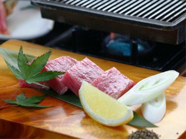 【飛騨牛料理指定店】飛騨牛ステーキ