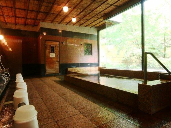 ≪ラジウム温泉≫日頃の疲れを癒してくれます