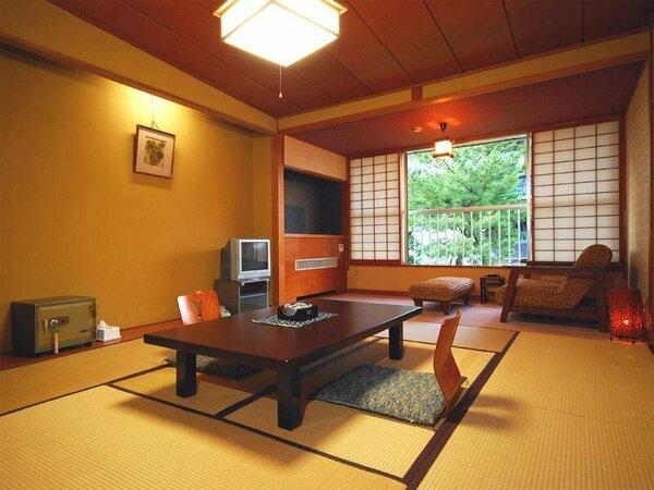 月楽庵客室一例