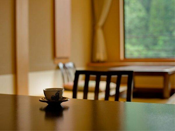 【お部屋任せ(指定不可)】ご利用当日の状況により8畳から12畳の和室、もしくはベッドの洋室となります