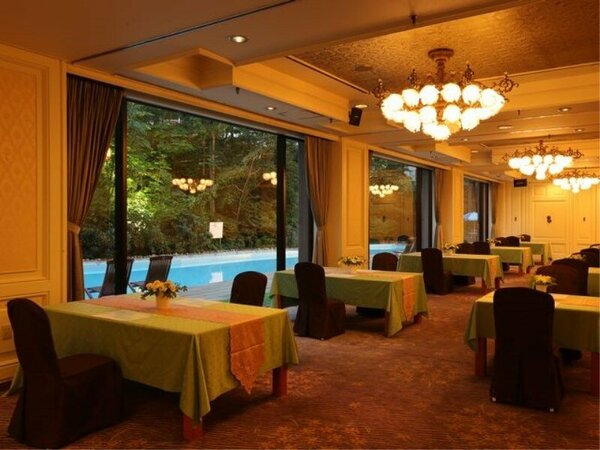 ■食事処(一例)/レストラン「ロドンの館」
