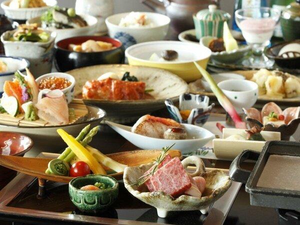 ■夕食:全体イメージ