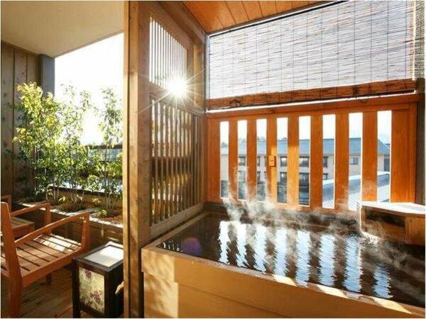 温泉客室露天風呂
