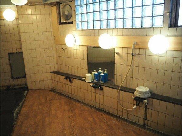 ワンちゃん用の洗い場