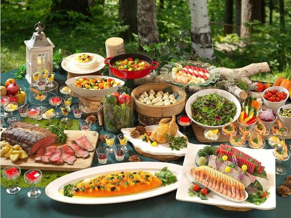 料理の一例(イメージ)