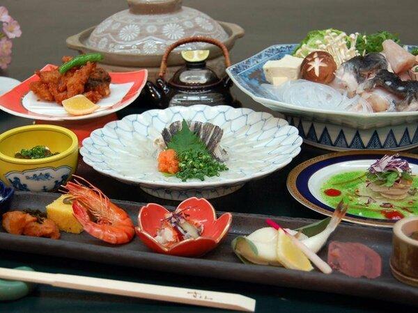 河豚フルコース お料理イメージ