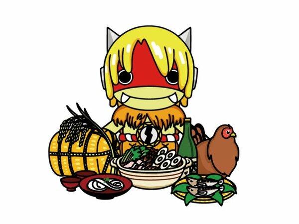 秋田の食材をふんだんに盛り込んだ会席膳をご用意致します。