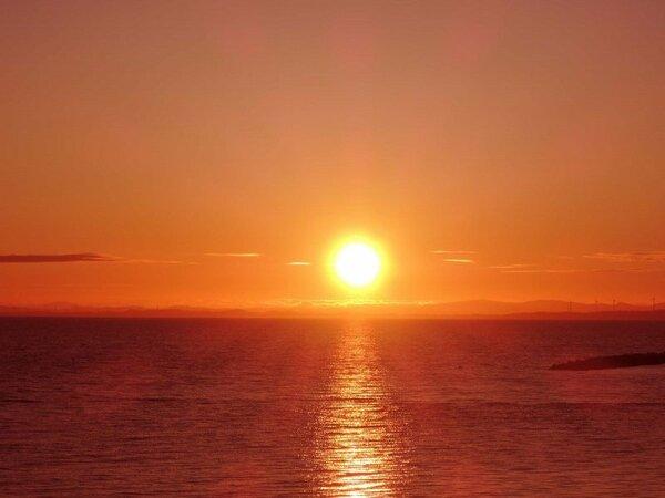 朝陽御来光