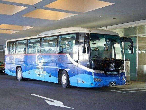 東京ディズニーリゾート(R)グッドネイバーシャトルバス
