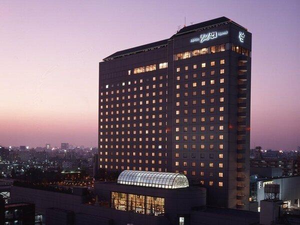 ホテル外観 東京メトロ東西線「東陽町駅」1番出口から徒歩約7分