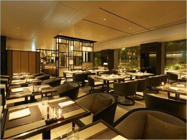 リストランテ カフェ チリエージョ(1F) 健康や美を意識したイタリア料理をベースとしたレストラン