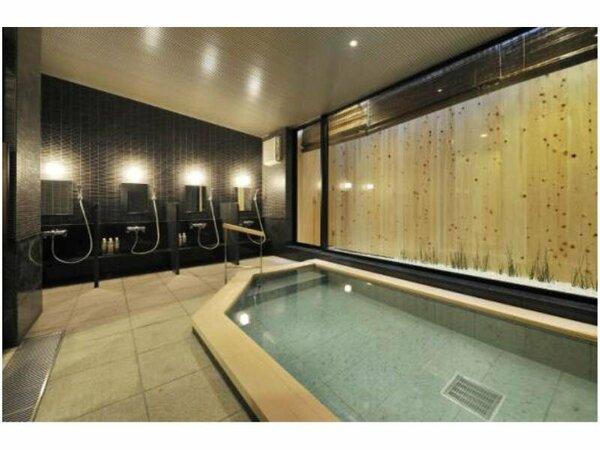 地下1階男女大浴場 ご利用時間(15:00-翌9:00)