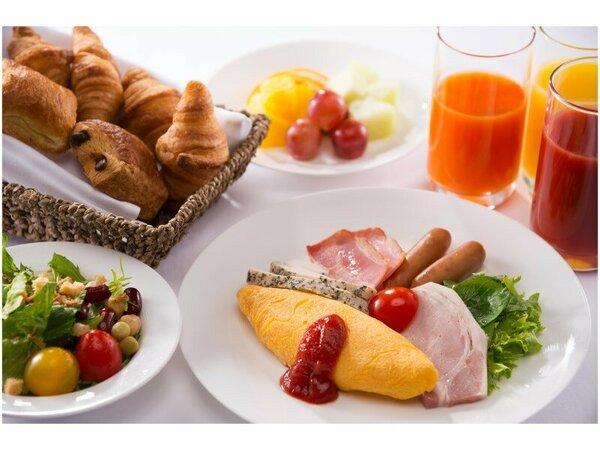 朝食(プリンスマルシェ(B2))