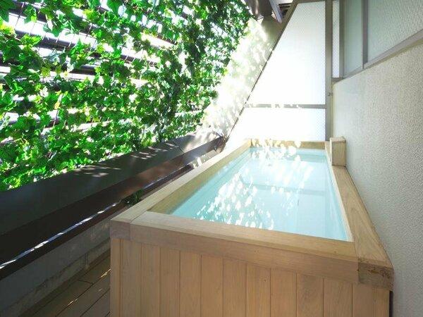 12階大浴場の様子。