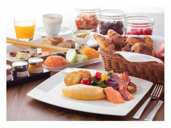 2FL.「カスケイドカフェ」朝食ブッフェ(イメージ)