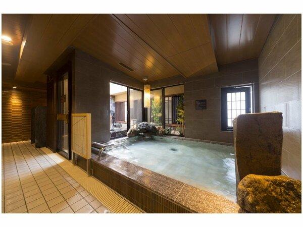 大浴場■超軟水(保湿、保温効果)■15時-翌10時