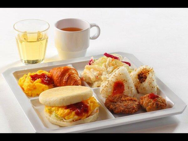 朝食≪1階カフェラウンジ≫