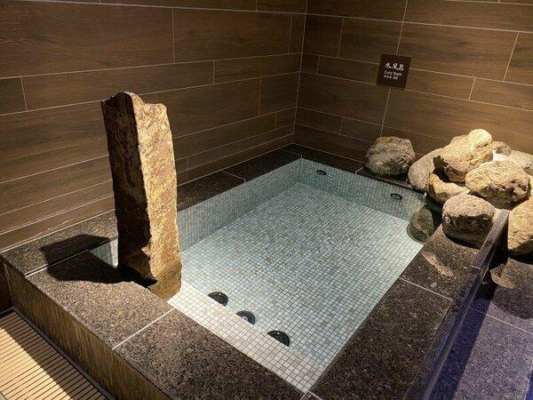【男性】水風呂