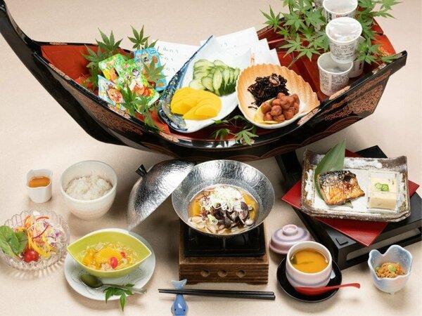【朝食】※写真はイメージです