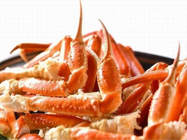 バイキング イメージ 蟹食べ放題