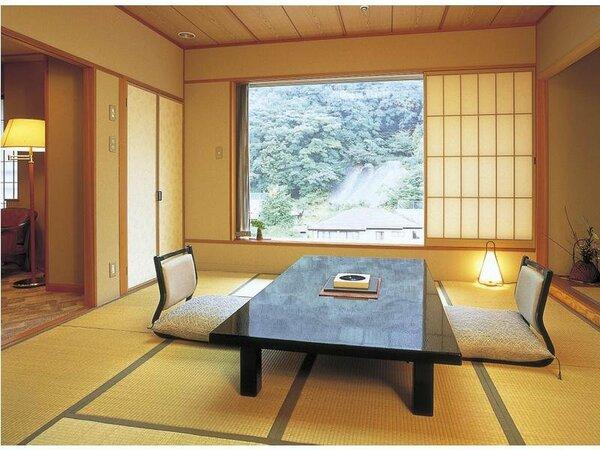 利根川亭・和室(一例)