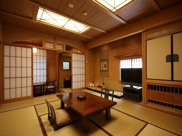 【紅藤】客室