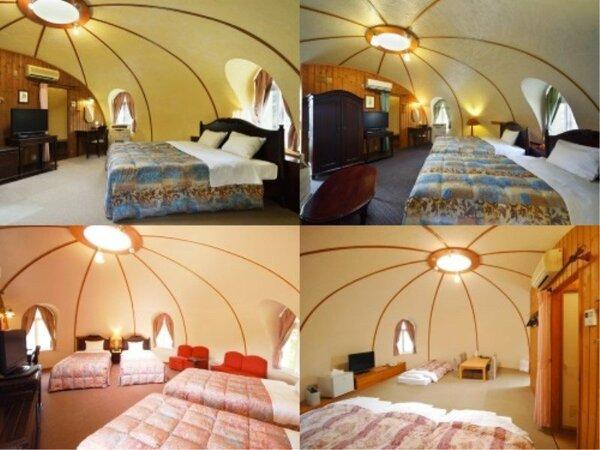 【お部屋おまかせ】洋室またはマットレスタイプのお部屋をご用意いたします。