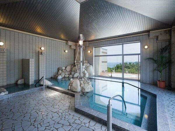 【大浴場】あさなぎの湯