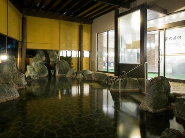 【露天風呂イメージ】露天風呂では伊勢志摩の静けさに耳を澄ませて…心まで解きほぐされる極上のひと時を。