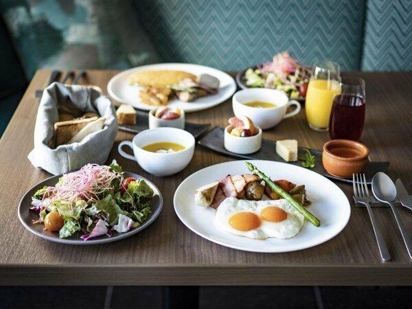 レストラン 「THE BLINK all day dining」 朝食
