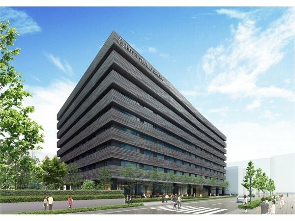 グランヴィアプロデュース宿泊主体ハイクラスホテル。JR大阪駅徒歩5分の利便性。