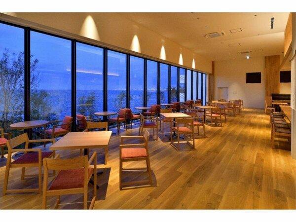 ◆レストラン風景◆収容人数108席