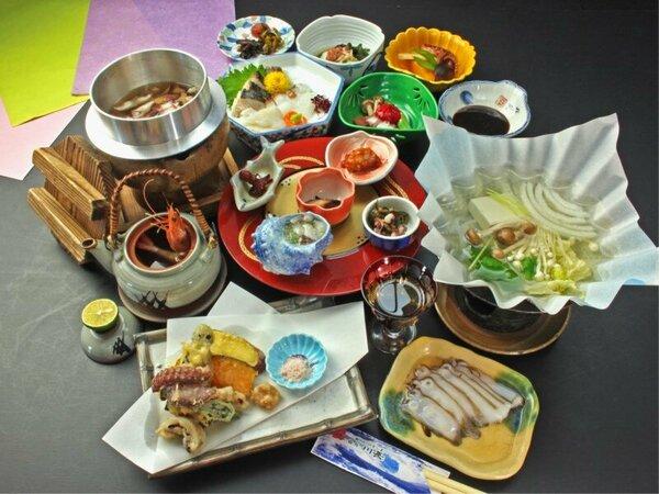 ≪川長のスタンダード≫俺のタコ会席プラン♪♪まさにタコ尽くし!様々なタコ料理をお楽しみくださいませ。