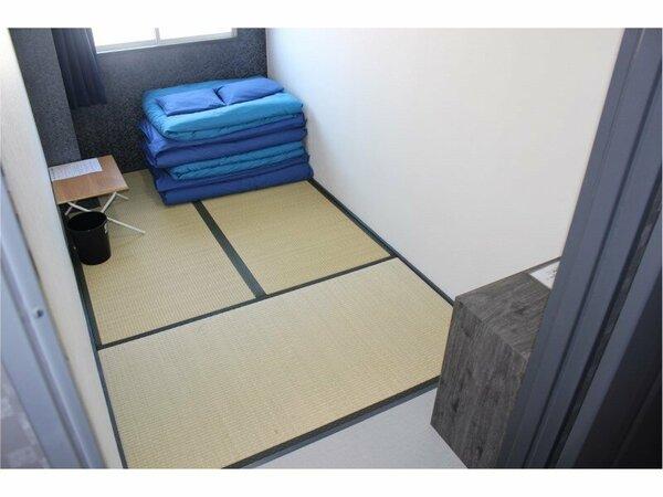 和室3畳スモールツイン