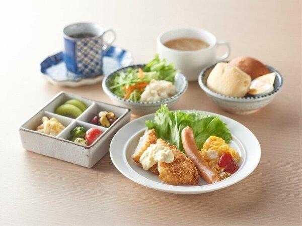 【朝食】洋御膳