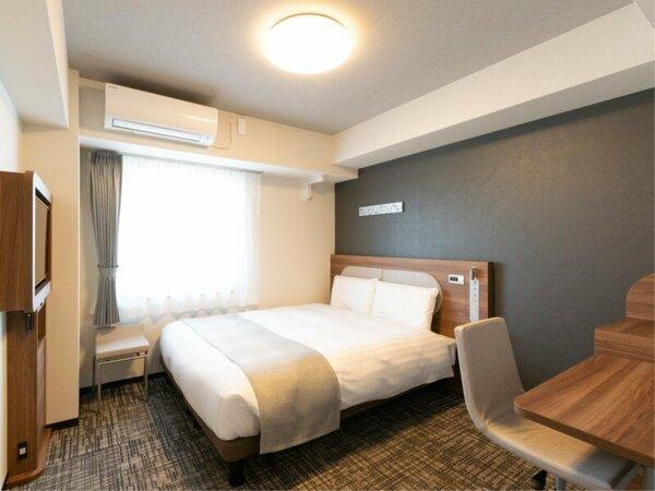 【クイーンエコノミー】広さ17平米/ベッド幅160cm