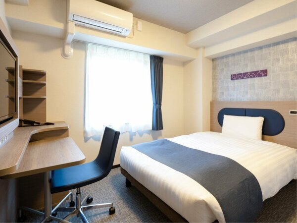 【ダブルスタンダード】広さ15平米-19平米/ベッド幅140cm