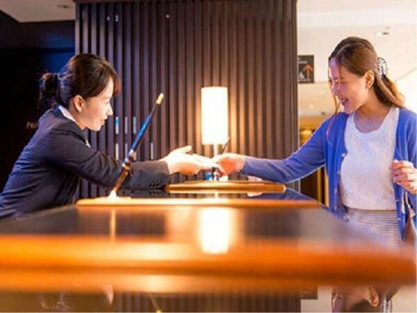 お客様に心からの笑顔とおもてなしで、素敵な旅のお手伝いを全力でサポートさせて頂きます。