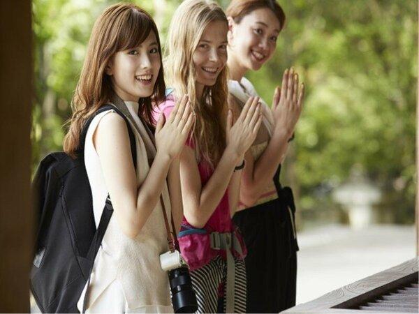 Access抜群の好立地にて、京都・大阪の寺社仏閣&ご朱印巡りなどはいかがでしょうか??