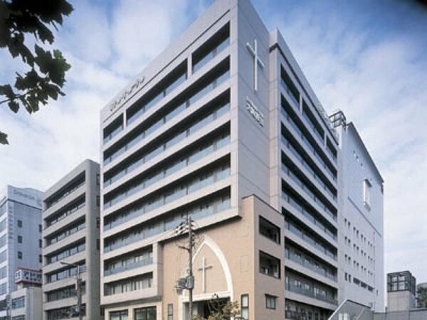近くには、大阪城やNHKホールがあり、観光の拠点としてご利用いただけます。
