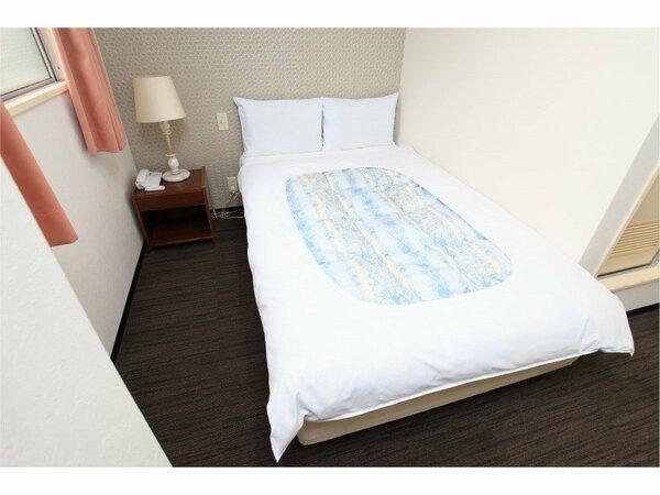 セミダブルベッドルーム / Semi-double bed room