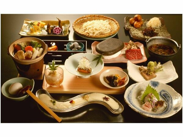 お料理のイメージ(季節のより異なる場合もあります。)